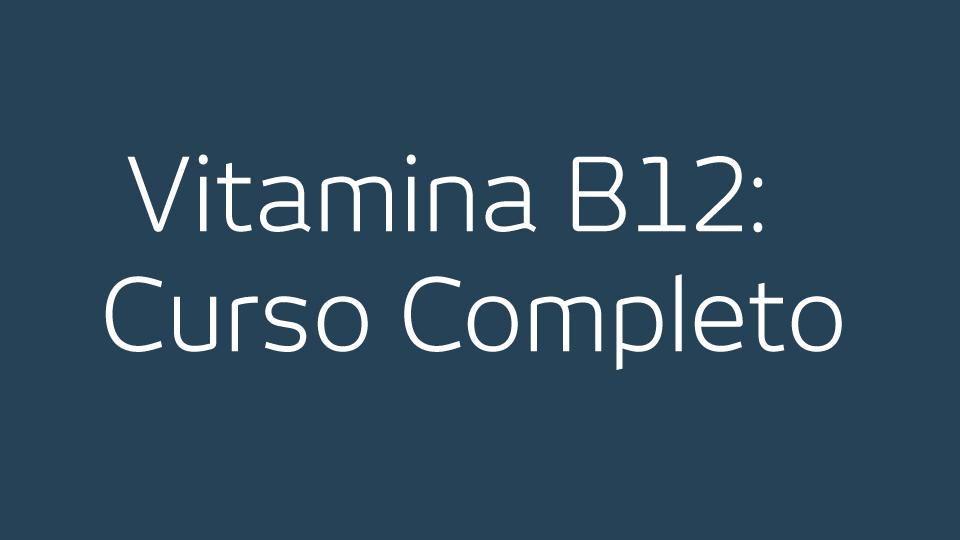 Vitaminas b12 imagem destaque