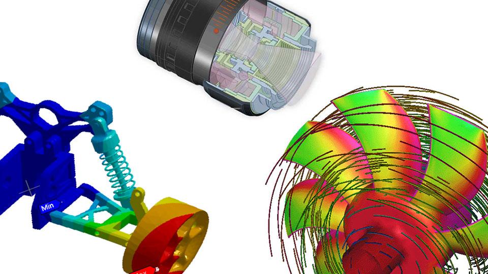 Bg pacote cursos basicos modelagem geometrica simulacao estrutural e fluidodinamica utilizando o ansys 960x540