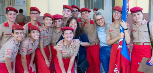 Colégio Militar 6º Ano - Ensino Fundamental