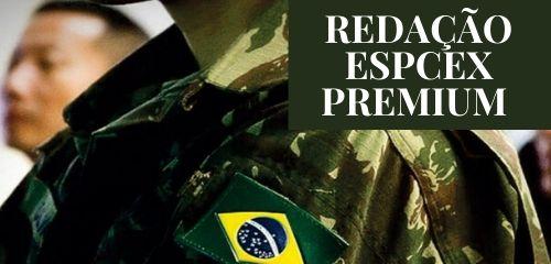 Redação EsPCEx - Premium - 4 redações