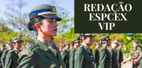 Redação EsPCEx - VIP - 8 redações