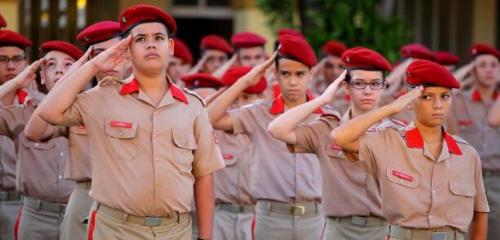 Curso Colégio Militar - Ensino Médio
