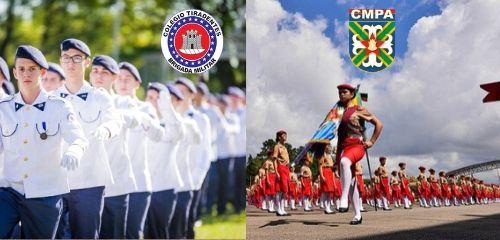 Curso Ensino Médio Premier - Colégio Militar e Colégio Tiradentes