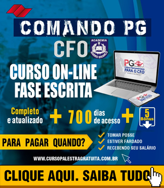 Comando pg
