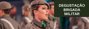 Curso Degustação Brigada Militar