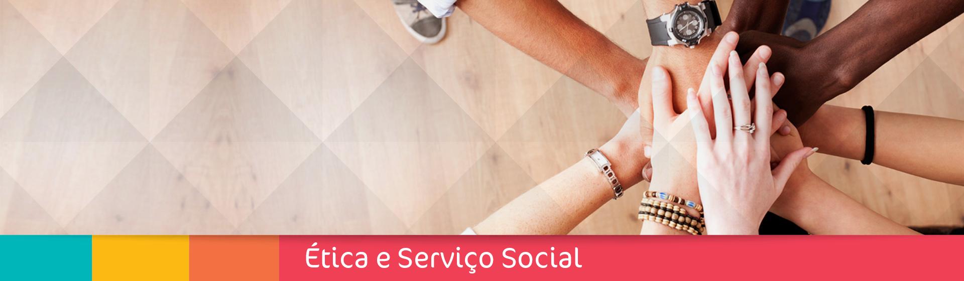 Etica servico social maior
