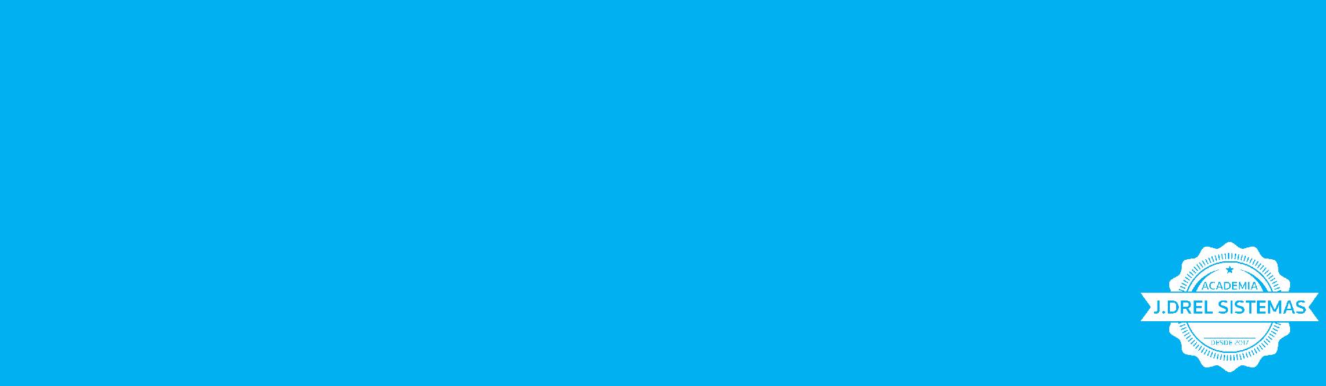 Banner academia azul 40