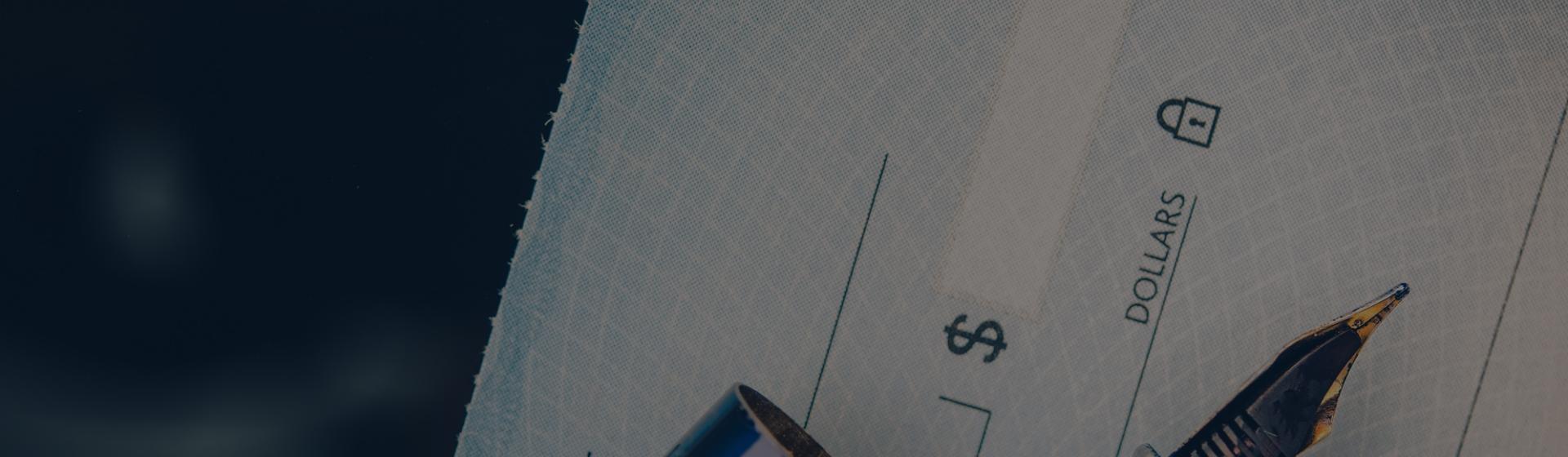 Banner emissao cheques