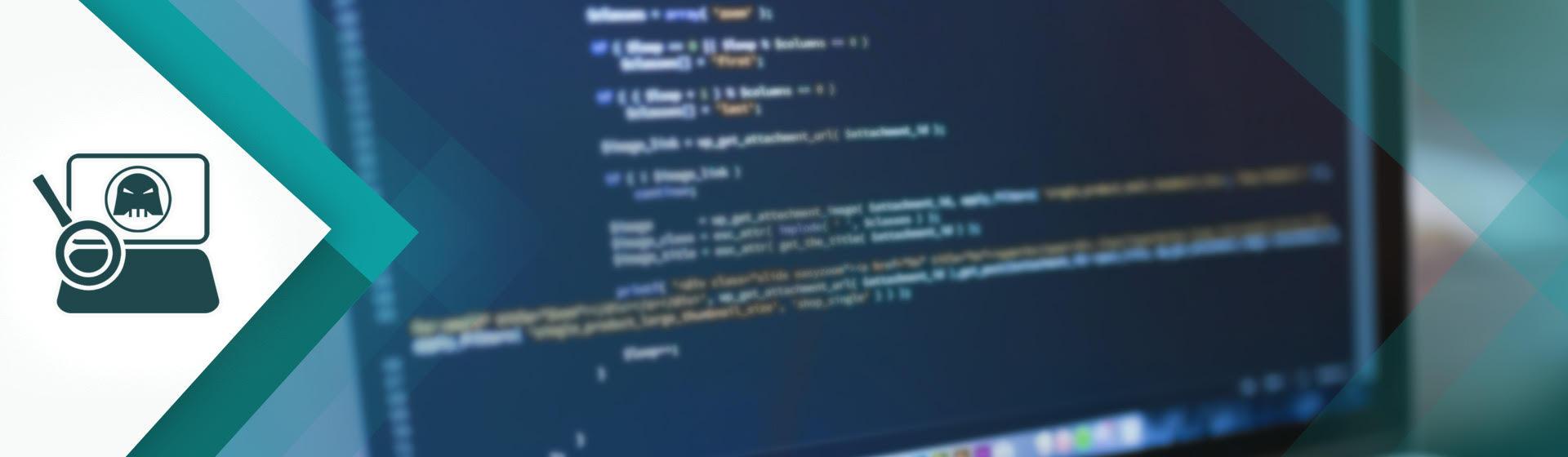 Banner forense malware