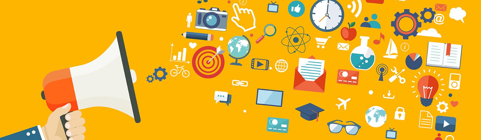 Diocelio goulart marketing digital banner plataforma