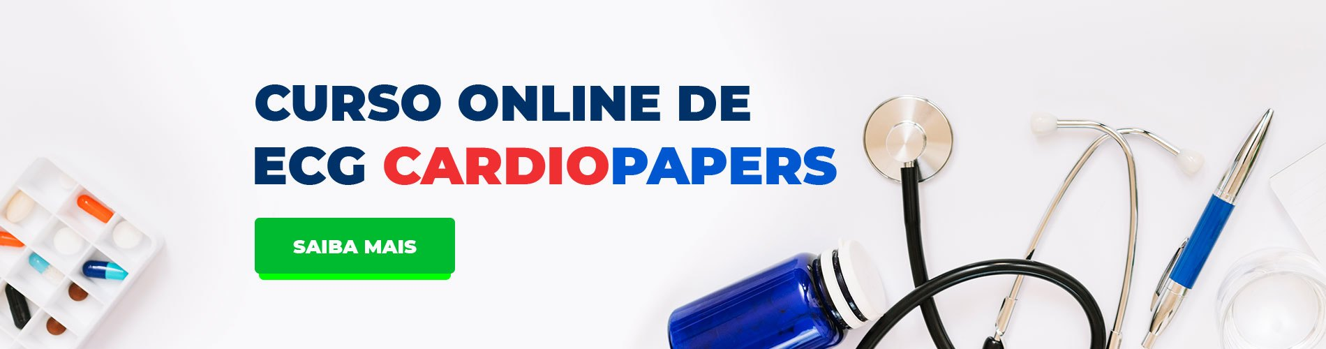 Cardiopapers dia do cardiologista banner