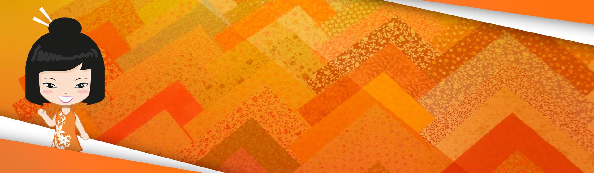 Banner p patchwork