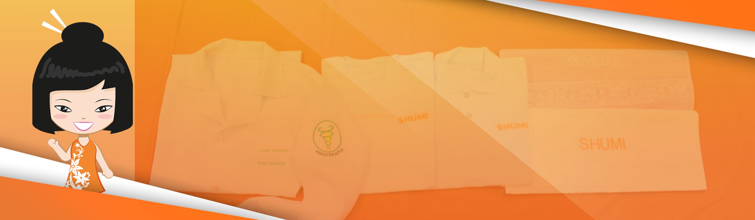 Plataforma banner bordador empreendedor