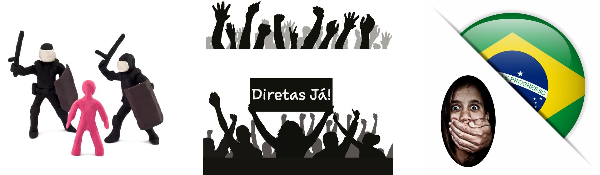 Ditadura militar banner 2
