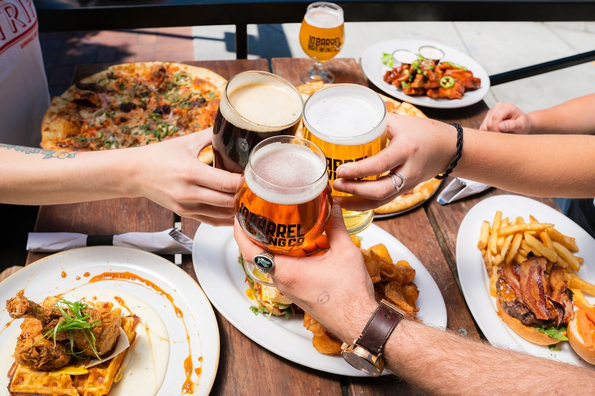 Harmonizacao cerveja comida