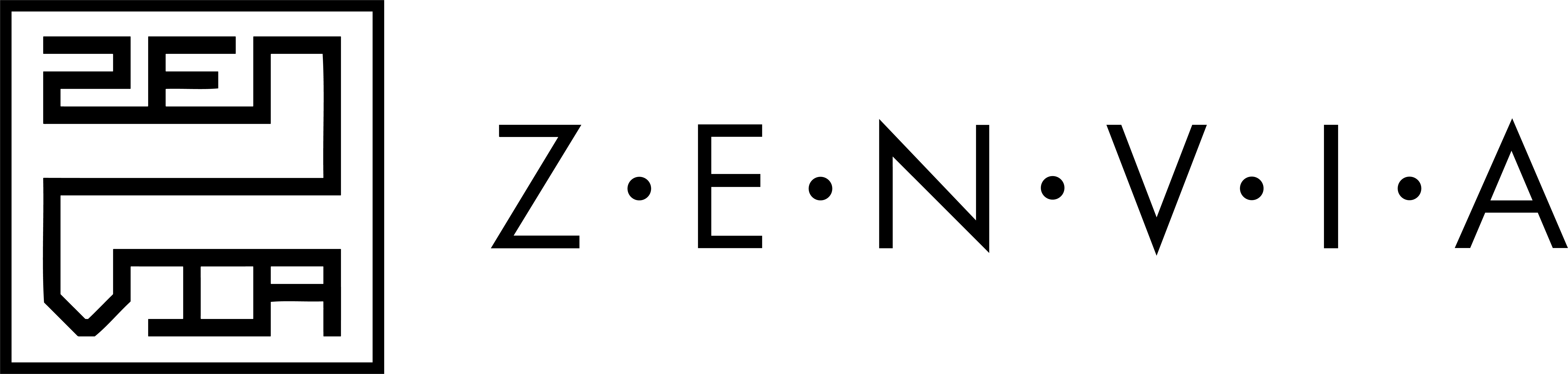 Brandmark zenvia horizontal positivo