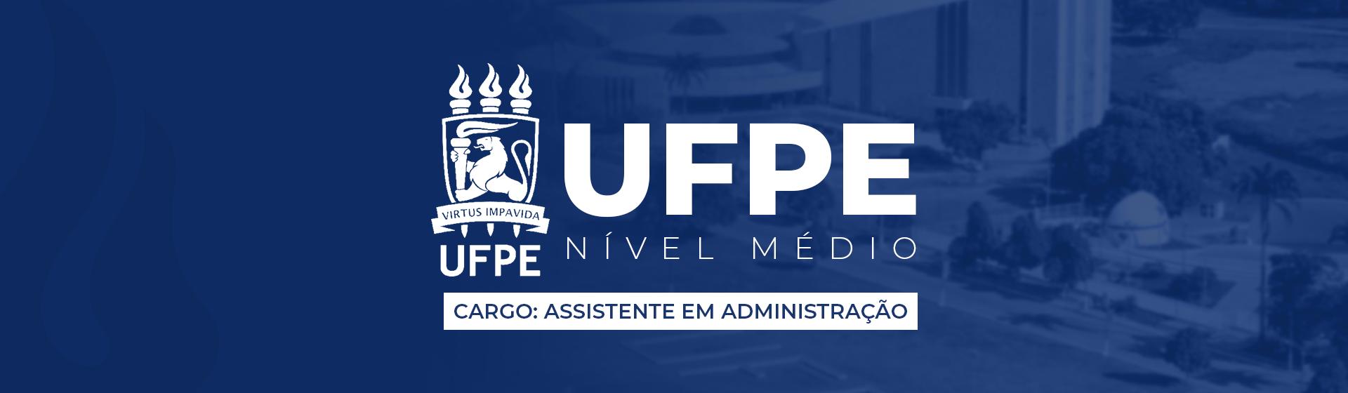 Banner ufpe