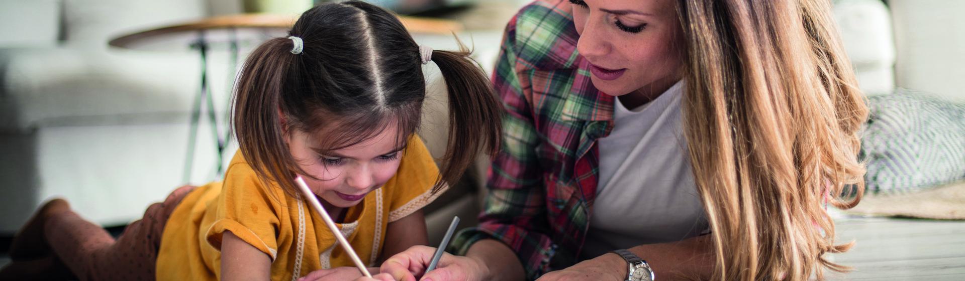 Banner  aprenda a participar da vida escolar de seu filho de forma presente e eficiente