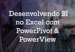 Desenvolvendo bi excel powerpivot powerview
