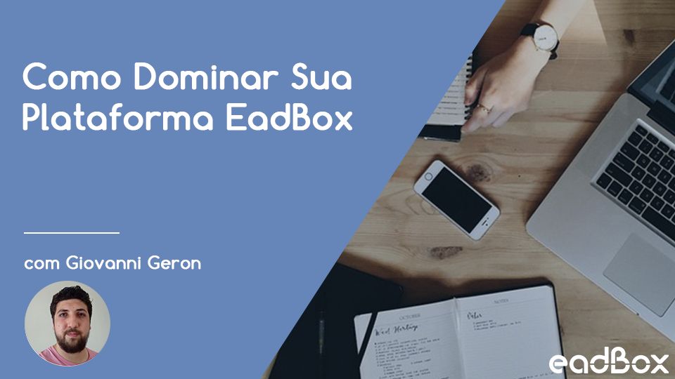 Webinar card como dominar sua plataforma eadbox