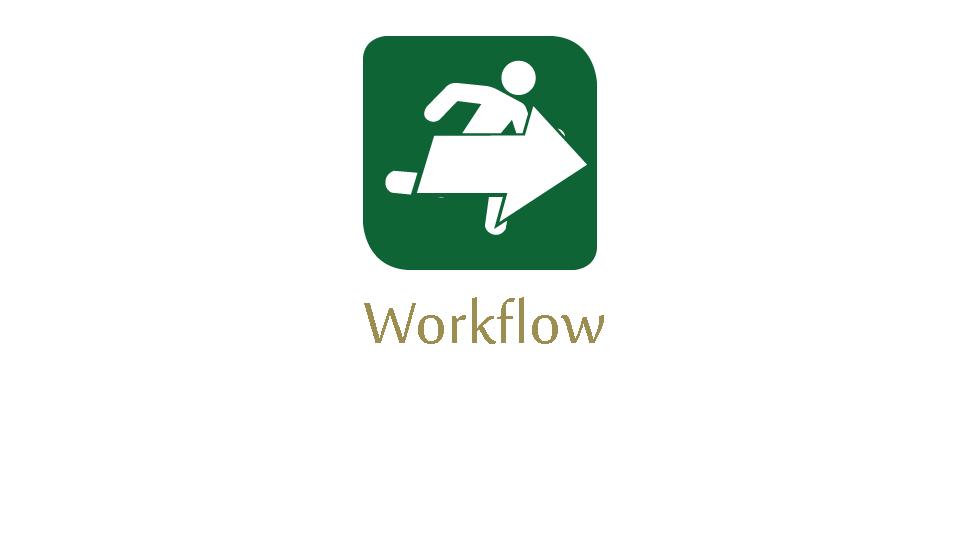 Card workflow