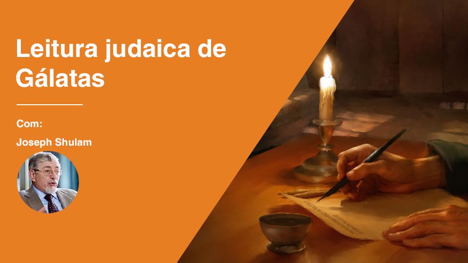 Leitura judaica de galatas