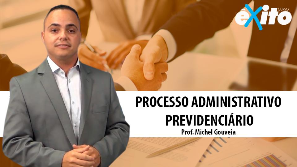 Processo administrativo previdenciario michel 12
