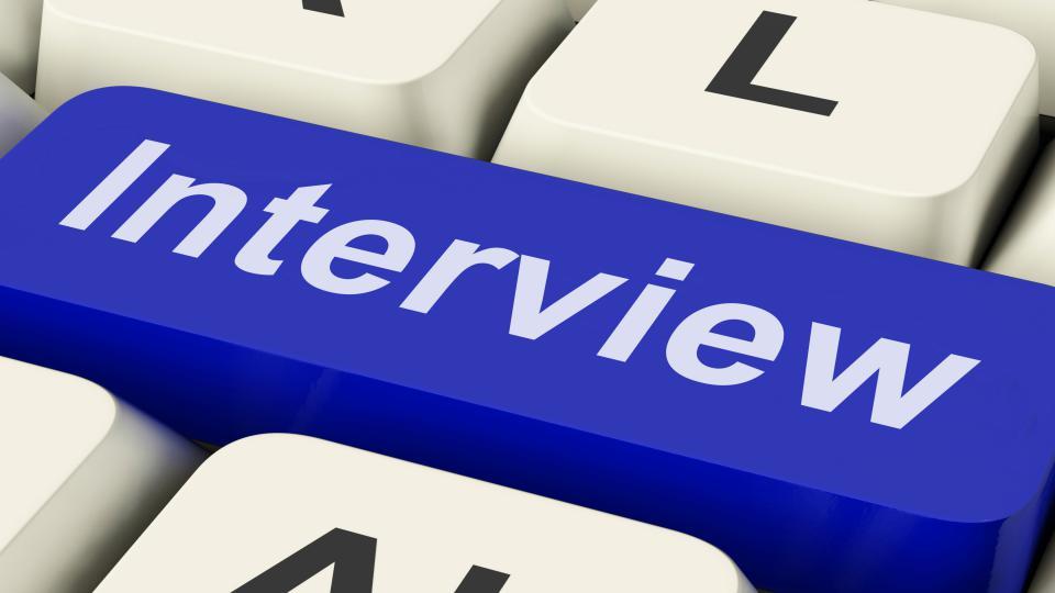 Interview key shows interviewing interviews or interviewer fjjwtmpu
