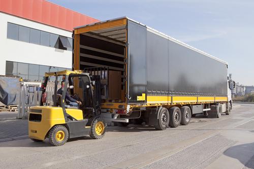 Safe truck loading