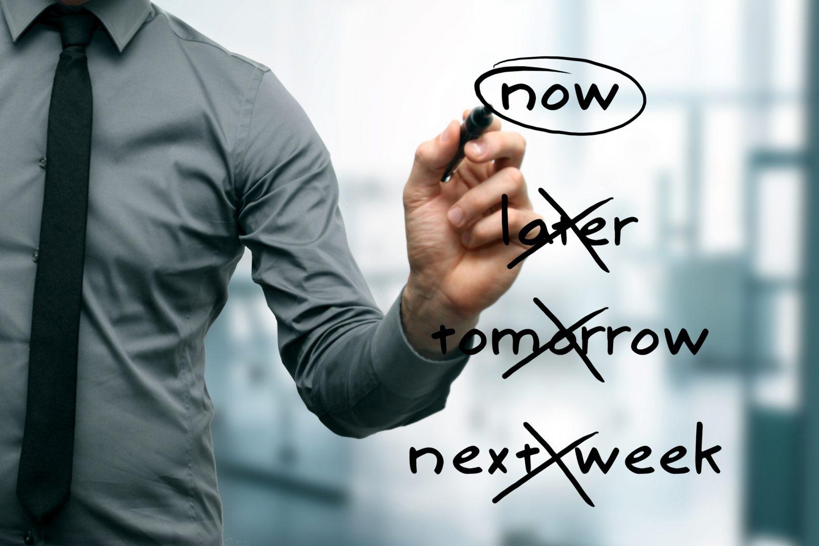 Thinkstock procrastination 1600x1067