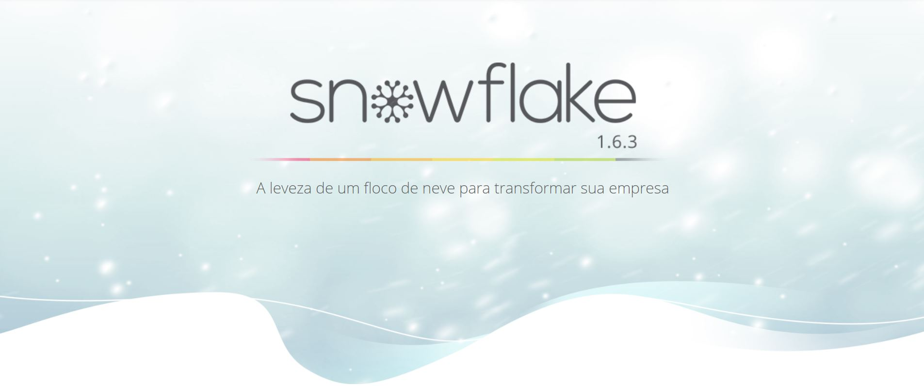 Snowflake%20 %201.6.3%20 %20destaque