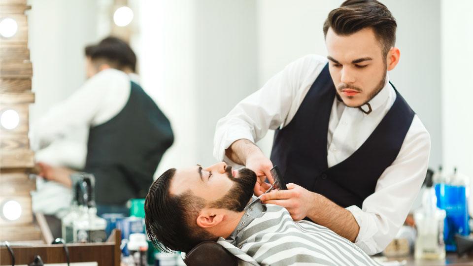 Minuatura curso barberia