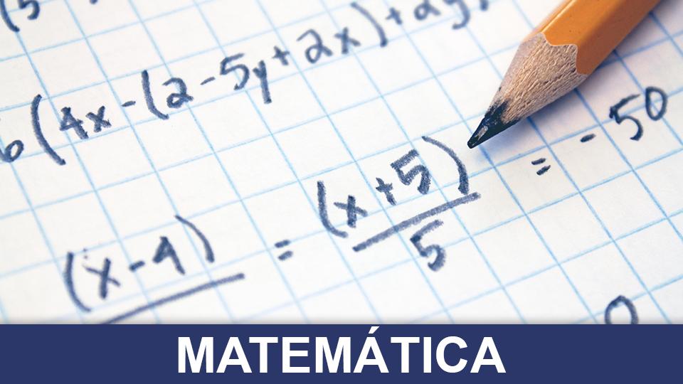 Colégio Tiradentes - Ensino Médio Matemática I