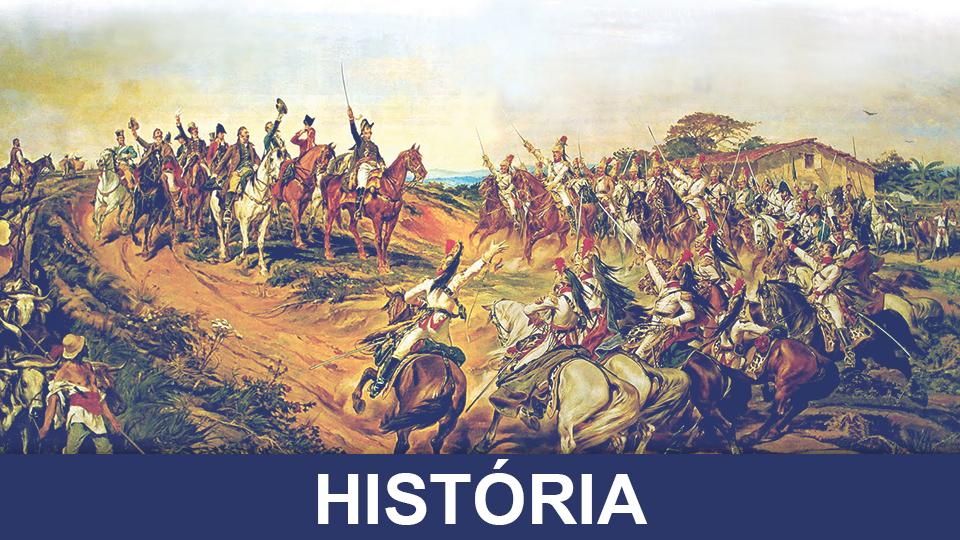 CURSO ESA - Sargentos do Exército das Armas História I - História do Brasil