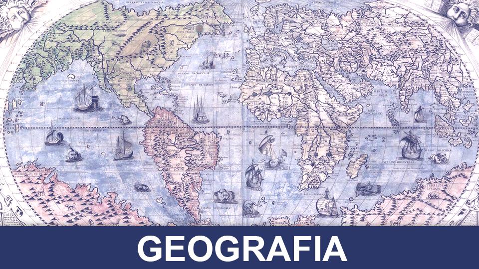ESA SEMIPRESENCIAL - Escola de Sargentos das Armas Geografia I