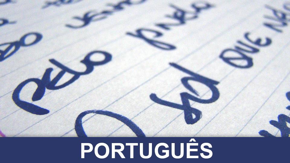COLÉGIO MILITAR FUNDAMENTAL SEMIPRESENCIAL  Português Fundamental