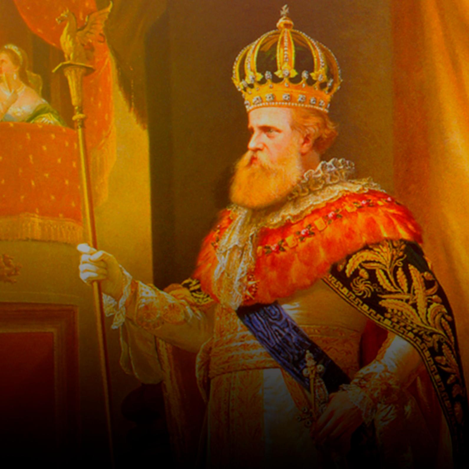Segundo reinado externa
