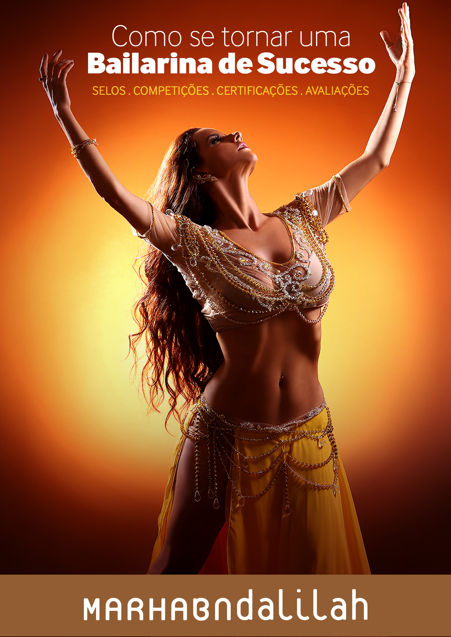 Capa dvd dalilah bailarina
