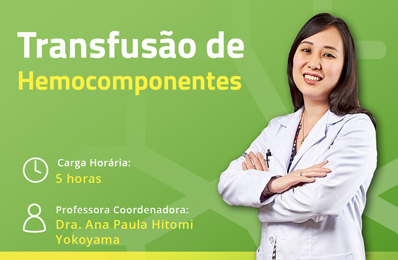 Af destaque transfusao de hemocomponentes