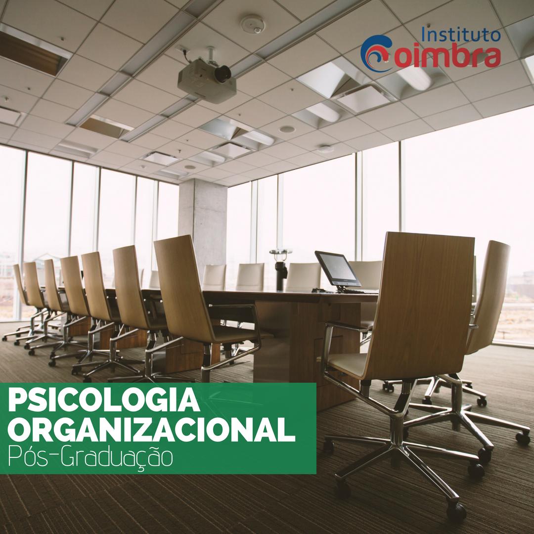 Capa psicologia organizacional eadbox