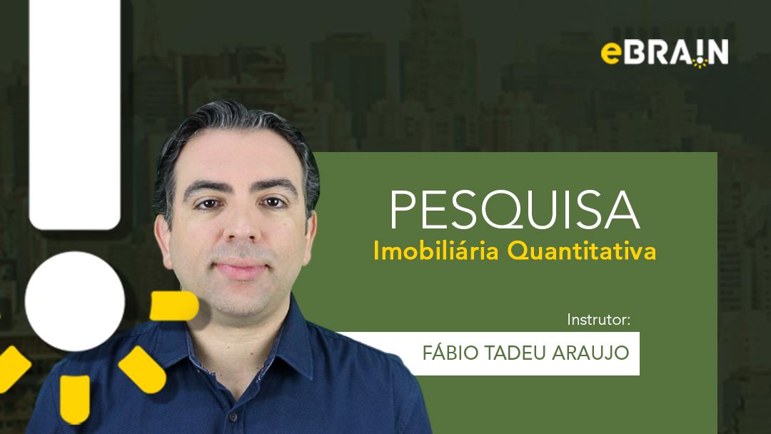 Post pesquisa imobiliaria quantitativa