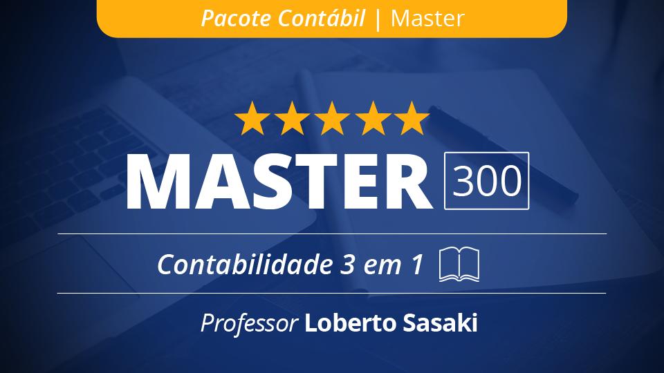 Master livro 300