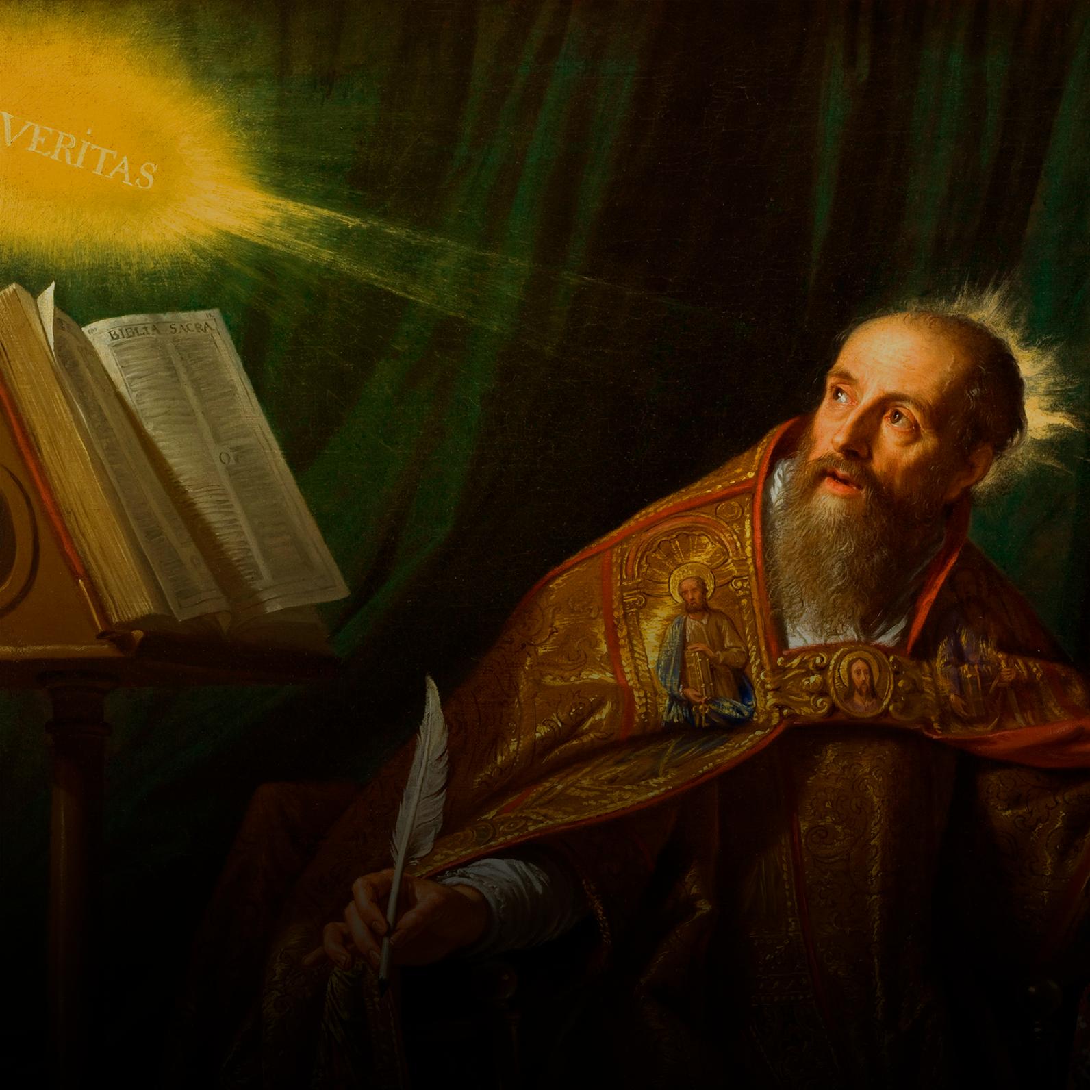 Santo agostinho externa