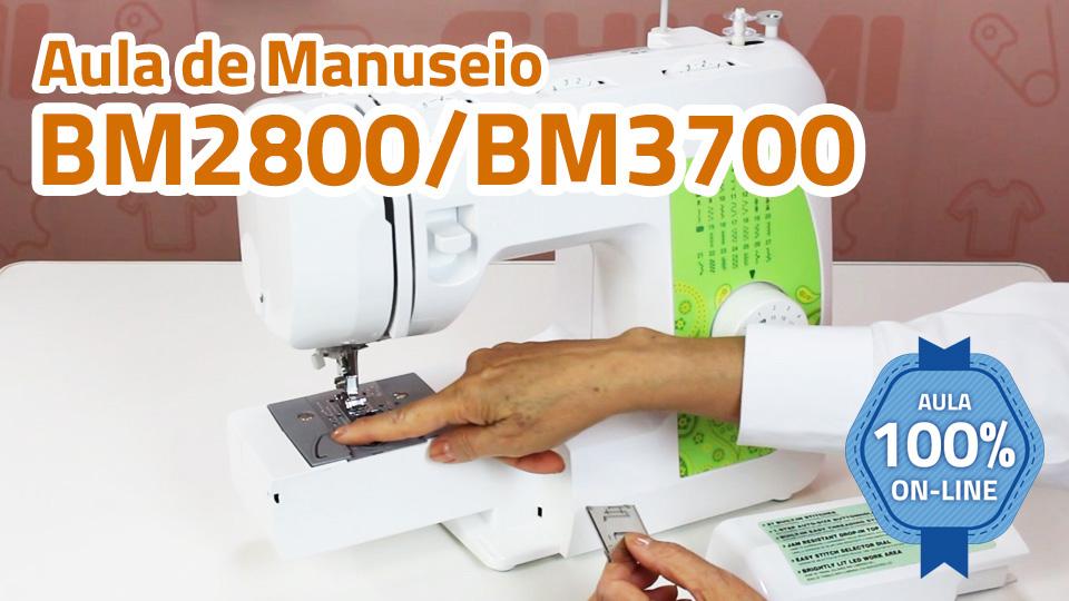 Manuseio bm2800 bm3700