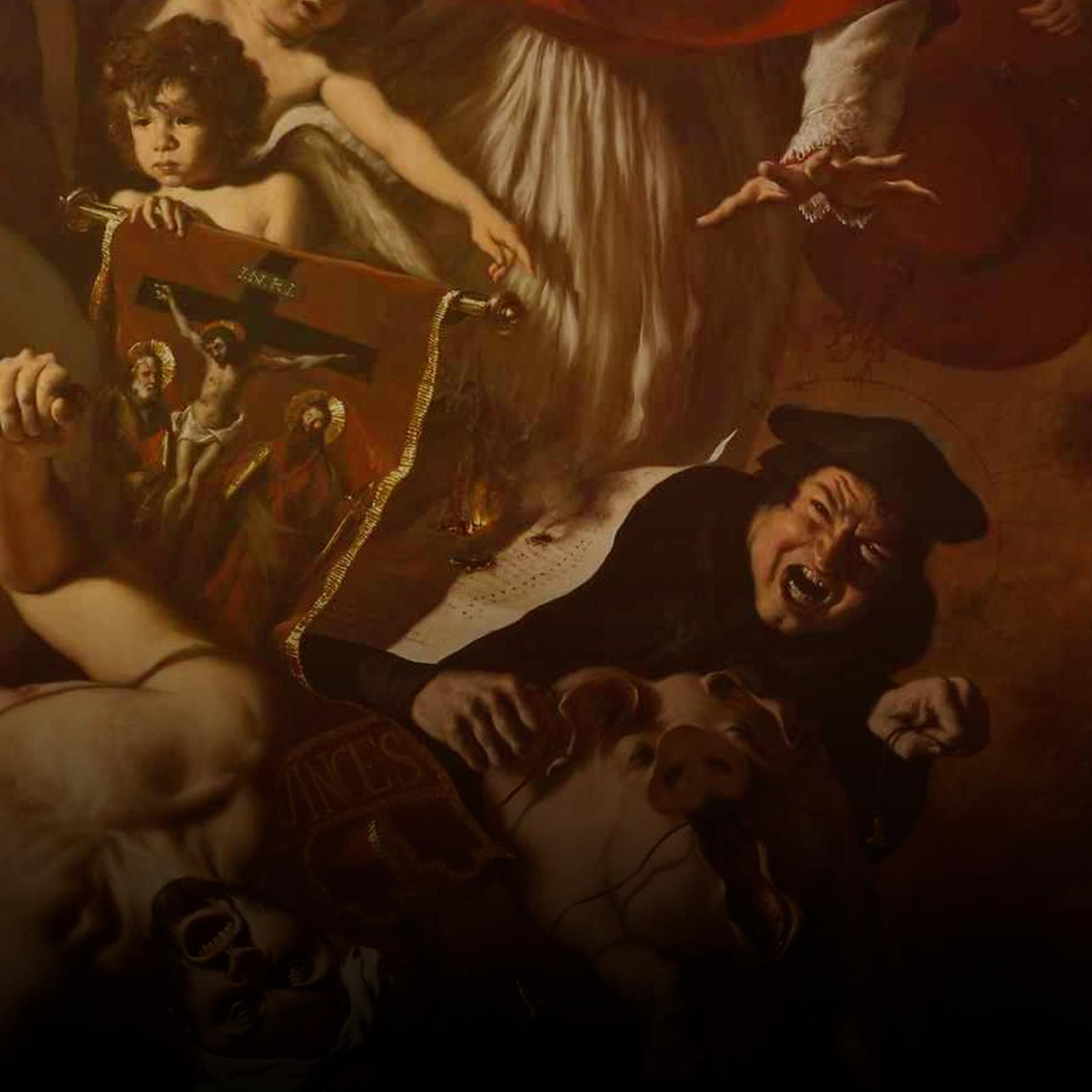 Historia das heresias externo