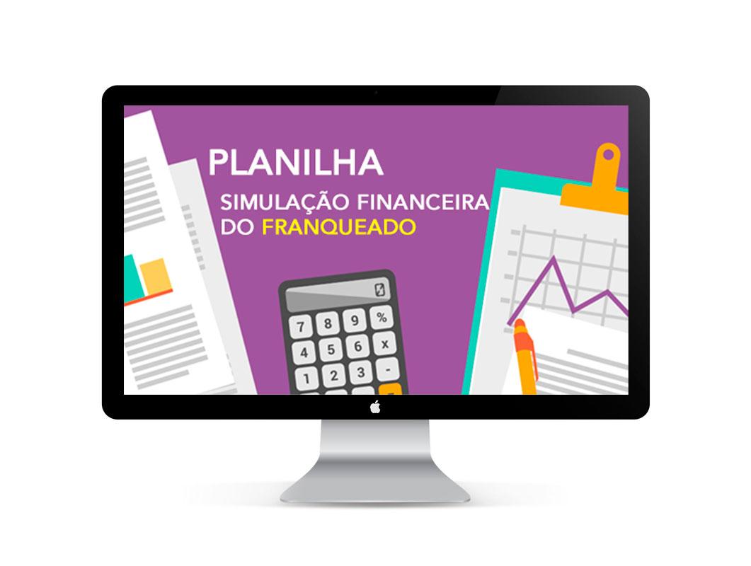 Planilha de simulacao financeira