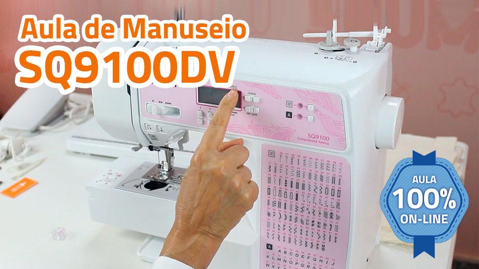 Manuseio sq9100dv