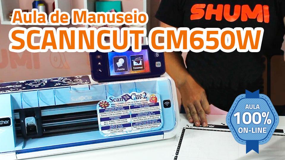 Manuseio cm650w