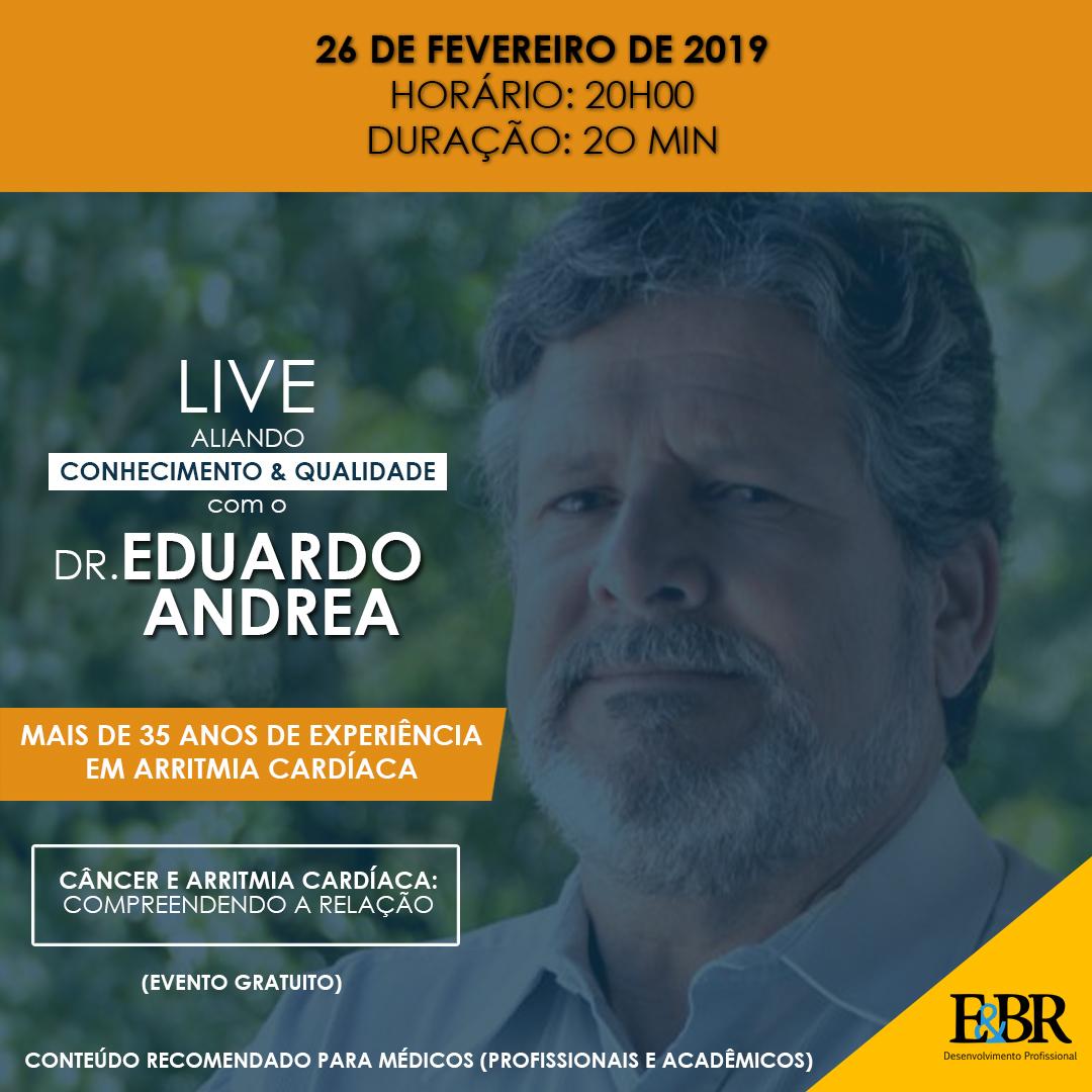 Capa live dr eduardo vs5