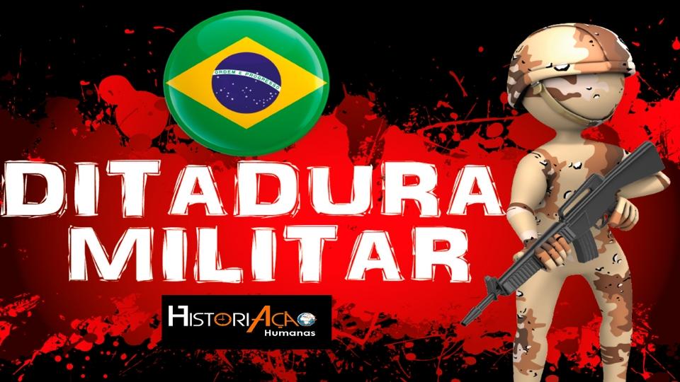 Ditadura militar no brasil banner 1